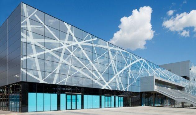 Ледовый дворец для Чемпионата мира по хоккею