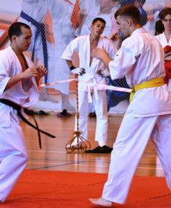 Чемпионат и первенство Камчатского края по киокусинкай