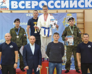 Кубок Камчатского края по рукопашному бою